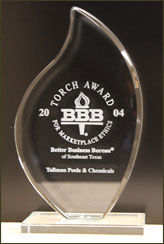 BBB Southeast Texas Torch Award